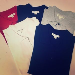 5 NWT Uniform Polo Aeropostale